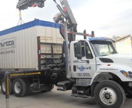 Camion International 7400